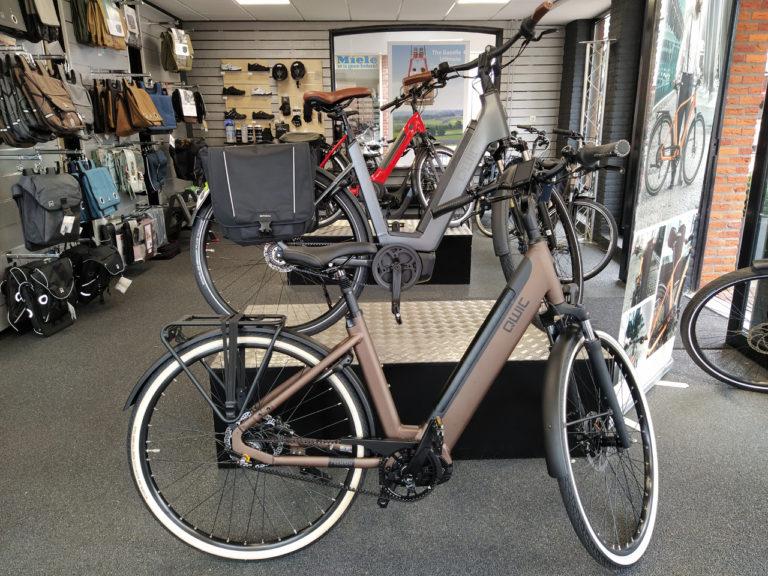Onderhoudsarm en moeiteloos fietsen met QWIC & Gates Beltdrive