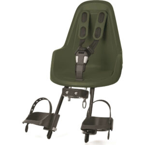Bobike One Mini voorzitje olive green